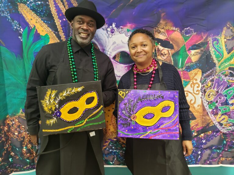 Sip and Paint Henry County