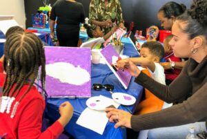 kids paint party stockbridge